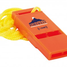 Portwest PA99 Slimline 120dB Safety Whistle (Box of 20)