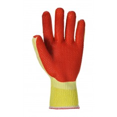 Portwest  A135 Tought Grip Glove Latex