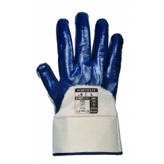 Portwest A301 Nitrile Safety Cuff Glove