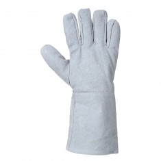 Portwest A501 Ambi Dex Welders Gauntlet (This glove is sold as a single unit only, not as a pair)