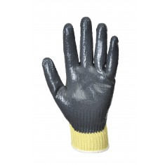 Portwest A600 Cut 3 Kevlar Nitrile Grip Glove