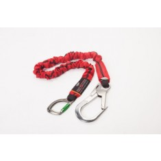 Capital Safety AE5220SBK/SE Protecta Pro-Stretch Shock Absorbing Lanyard - Edge Tested
