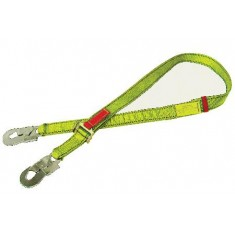 Protecta restraint lanyard adjustable
