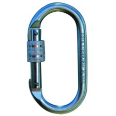 Capital Safety Protecta AJ501 Screw Gate Carabiner Steel
