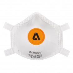 Alpha Solway 2530V Valved FFP3 Dust Mask (Pack of 10)