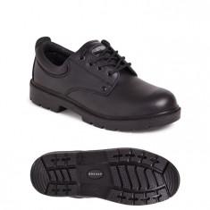 Sterling Apache AP306 BLACK 4 EYE S3 SRA Safety Shoe
