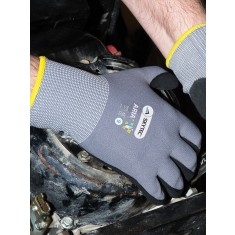 Skytec ARIA™ Nitrile Abrasion Resistant Safety Glove (Pack of 10)