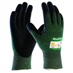 MaxiFlex® Cut™ 34-8453 3/4 Coated Knitwrist Size Large