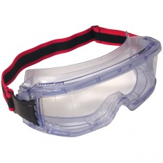 JSP AGN020-441-300 Atlantic IV Polycarb Lens Anti-Mist Dust Liquid and Molten Metal Goggles (Pack of 10)