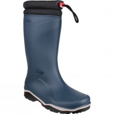 Dunlop Mens Blizzard Fur Lined Insulated Wellington Non Safety Boots