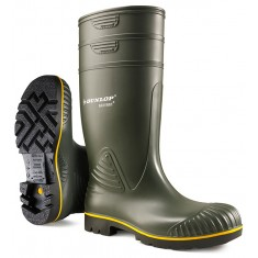 Dunlop B440631 Acifort Heavy Duty Non-Safety Wellington