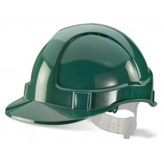 Beeswift BBEVSH  Economy Vented Safety Helmet