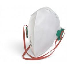 Beeswift BBFFP2 P2 Fold Flat Disposable Masks (Pack of 20)