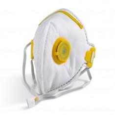 Beeswift BBFFP3V Fold Flat P3 Mask Valved (Pack of 20)