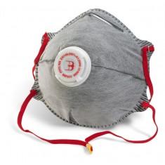 Beeswift BBP2CV P2 Valved Charcoal Masks (Pack of 10)