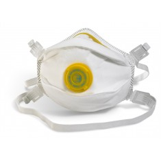 Beeswift BBP3V P3 Valved Disposable Masks (Pack of 5)