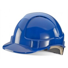 Beeswift BBVSHRH Vented, Ratchet Safety Helmet