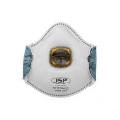 JSP Typhoon™ Moulded Mask FFP2 AV BEP160-001 Odour Valved (Pack of 10)