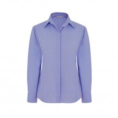 Disley EDIE End on End Ladies Long Sleeve Blouse