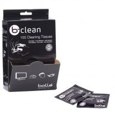 Bolle BOB100 Lens Cleaning Wipes