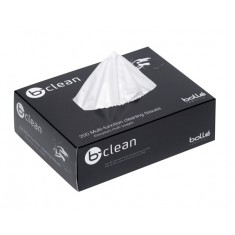 Bolle BOB401 Box of 200 Tissues For Lens Cleaning Station BOB400