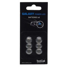 Bolle BOGALABAT Galaxy Batteries (Pack of 6)