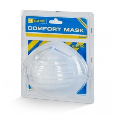 Beeswift BS030 Pre Packed Comfort Disposable Masks (Pack of 5)