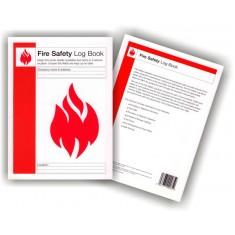 Beeswift BSS13240 Fire Safety Log Book