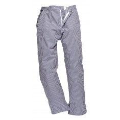 Portwest C075 Barnet Chefs Trousers