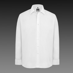Disley C1CCDC Classic Collar Double Cuff Men's Long Sleeve Shirt