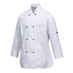 Portwest C837 Rachel Ladies Chefs Jacket