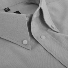 Disley BRUFF Oxford Plain Men's Short Sleeve Shirt (DISLEY IS TEMPORARILY CLOSED - PLEASE CALL 01923245577 FOR UPDATES)