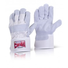 Beeswift  CANCHQP Canadian High Quality Red Rigger Glove (Pack of 100)