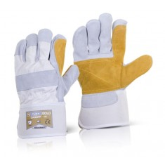 Beeswift CANDPP Canadian Double Palm High Quality Rigger Glove (Pack of 60)