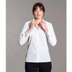 Disley CAITLYN Classic Collar Double Cuff Woman's Long Sleeve Shirt
