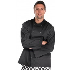 Beeswift CCCJLS Long Sleeve Chef's Jacket