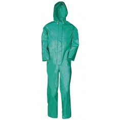 Sioen CCHG Chemtex Waterproof Breathable Type 4 Chemical Protective Coverall