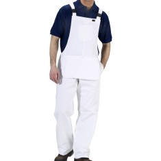 Beeswift CDBB  Cotton Drill Bib and Brace