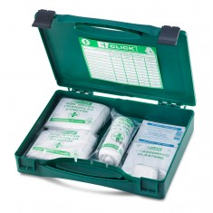Beeswift Click CM0001 Boxed First Aid Kit