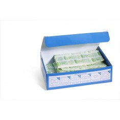 Beeswift Click CFABDP100 Assorted 100 Blue Plasters (Metal Detectable)