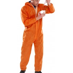 Beeswift COC10 Type 5/6 Disposable Boilersuit (Pack of 20)