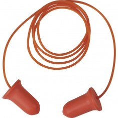 Delta Plus CONICCOPLUS200 High Visibility Corded Ear Plugs (Box of 200)