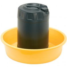 JSP PTT680-000-200 Containment Sump 25 Litre Drum