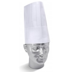 Beeswift DCH9 Disposable 9'' Chef's Hat (Pack of 10)