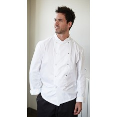 Denny's DD08 Dennys Long Sleeve Chef's Jacket