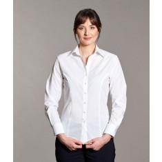 Disley DERVLA Classic Fashion Woman's Non Iron Long Sleeve Blouse - Size 10