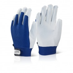 Beeswift DGVC Velcro Cuff Driver's Glove (Pack of 10)