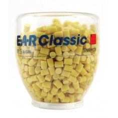 3M EAR EARCRB Classic Refill Bottle (Pack of 500)