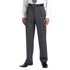 ClubClass Events E4T0479 Principle Mens Single Pleat Trouser