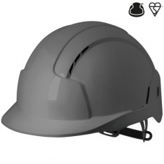 JSP AJB160-000 EVOLite Vented Slip Ratchet Safety Helmet (Pack of 10)